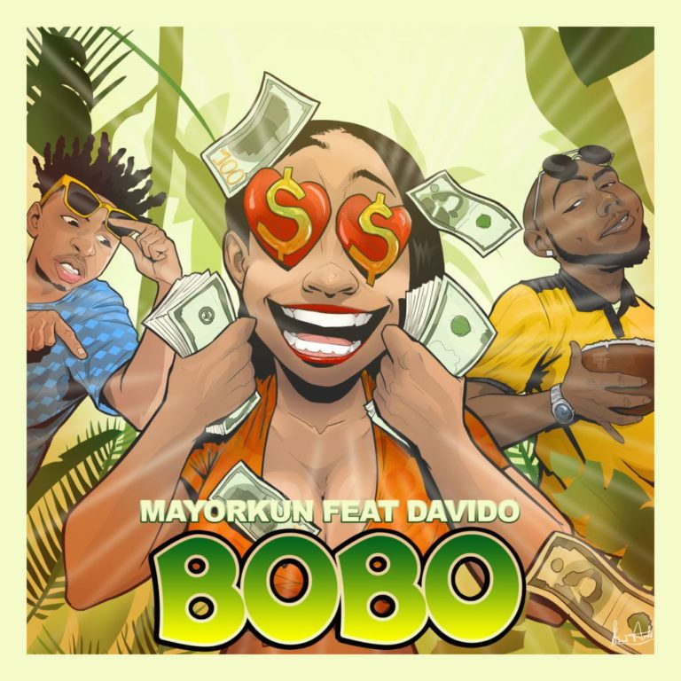 Mayorkun – Bobo ft Davido