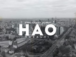 Khaligraph Jones – Hao Ft. Masauti