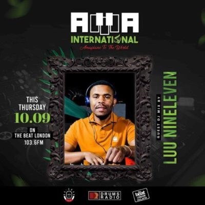 DA KRUK & Luu Nineleven – Amainternational Show #3 Mp3 download