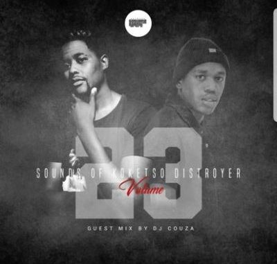 Dj Couza – Sounds Of Koketso Distroyer Vol 23 Guest Mix Mp3 download