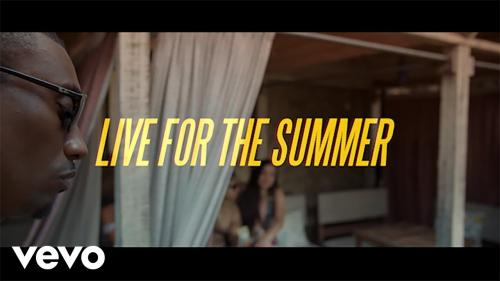 Stylo G – Live For The Summer Ft. Ajji & Busy Signal