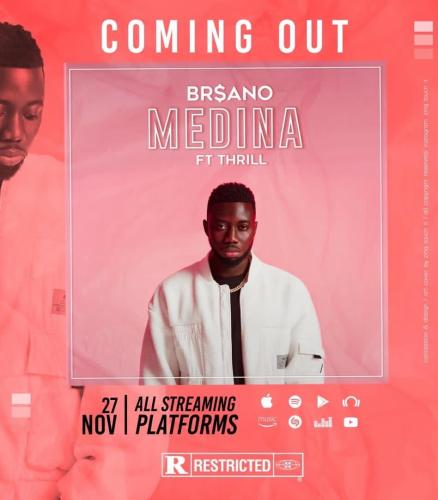 Briano – Medina Ft. Thrill