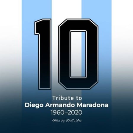 DJ Ace – Tribute To Diego Maradona (Slow Jam Mix)